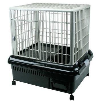 Iris Plastic Rabbit Cage, RP-750