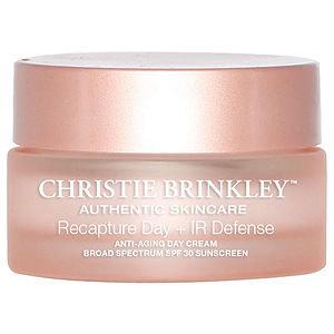 Christie Brinkley Authentic Skincare Recapture Day + IR Defense Anti-Aging Cream SPF 30