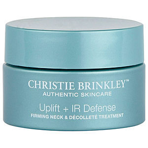 Christie Brinkley Authentic Skincare Uplift + IR Defense Firming Neck & Decolette Treatment