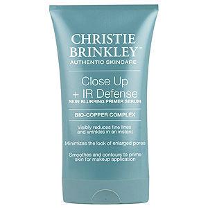 Christie Brinkley Authentic Skincare Close-Up + IR Defense Blurring Primer Serum (Copper)