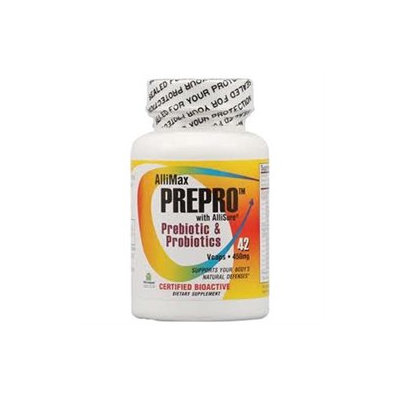 Allimax PREPRO with Allisure - 450 mg - 42 Vcaps
