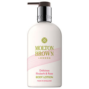 MOLTON BROWN London 'Rhubarb & Rose' Body Lotion, 10 oz