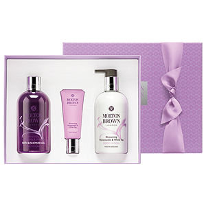 Molton Brown Blossoming Honeysuckle and White Tea Body Indulgences Gift