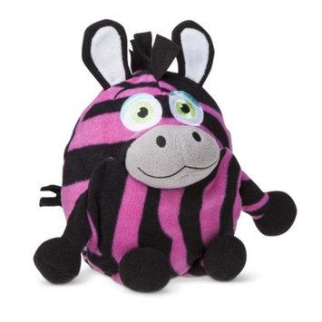 Jay Franco J Animals Wearable Stuffed Animal - Zebra