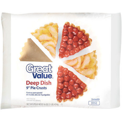 Great Value Deep Dish 9
