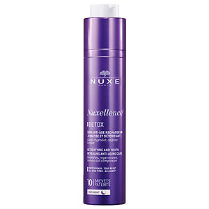 Nuxe Nuxellence Detox Night Cream-NO COLOUR-50 ml
