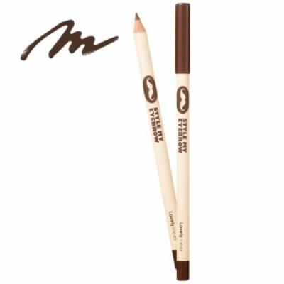 The Face Shop Lovely ME:EX Style My Eyebrow (Wood) #3 Brown