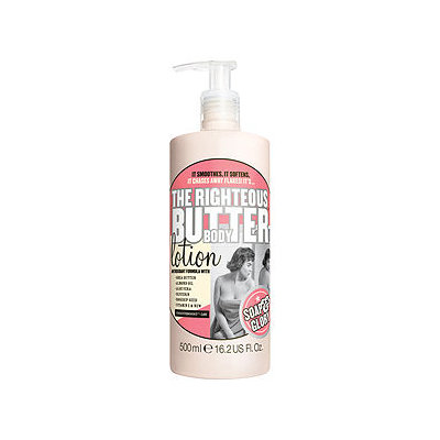 Soap & Glory The Righteous Butter Body Lotion, 16.2 oz