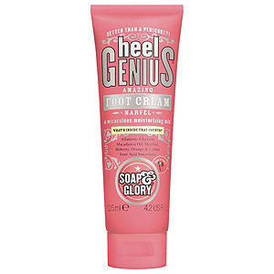 Soap & Glory Heel Genius Amazing Foot Cream, 4.2 oz