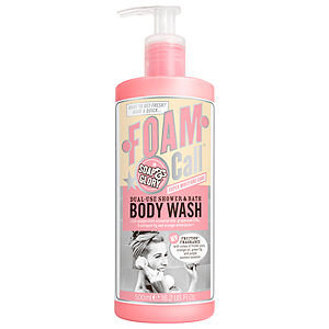 Soap & Glory Foam Call Shower Dual-Use Shower & Bath Body Wash