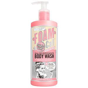 Soap & Glory Foam Call Shower Dual-Use Shower & Bath Body Wash