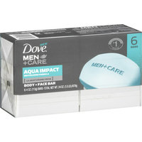 Dove Men+Care Aqua Impact Body and Face Bars