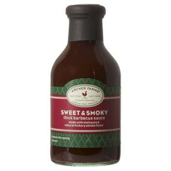 Archer Farms Midwest-Style Barbecue Sauce - 17 oz.