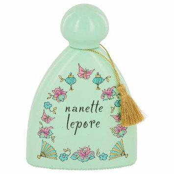 Shanghai Butterfly for Women by Nanette Lepore Eau De Parfum Spray (Unboxed) 3.4 oz