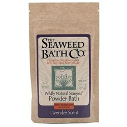 Wildy Natural Seaweed Lavender Powder Bath The Seaweed Bath Co. 2.0 oz Powder