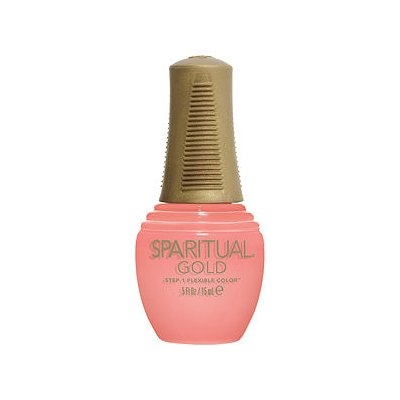 SpaRitual Gold Flexible Color, Allure, .5 oz