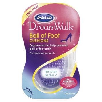 Dr Scholls Dr Scholl's DreamWalk Ball of Foot Cushions - 2 Count