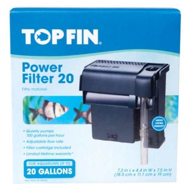 top fin aquarium power filter reviews in 2018