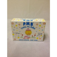 P.M.B. PMB Baby Soap 3.5 oz - Jabon Infantil