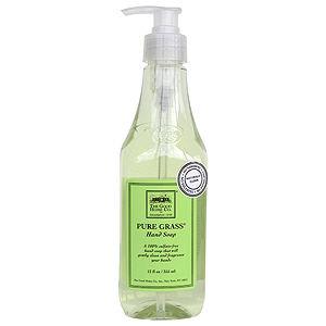 Naturally Clean Summer Grass Hand Soap (Green)