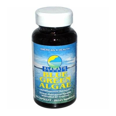 American Health Klamath Shores Blue Green Algae 60 Caps