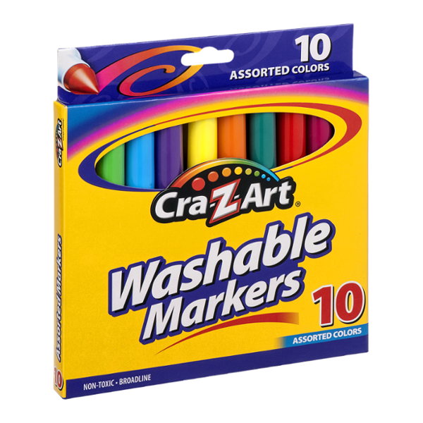 Cra-Z-Art Washable Markers