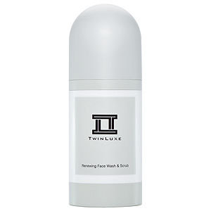 Twinluxe Renewing Face Wash & Scrub - 150ml/5oz