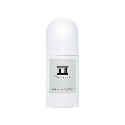 Twinluxe - Daily Detox Face Wash and Mask 150ml/5oz