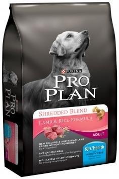 Purina Pro Plan Lamb and Rice