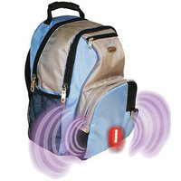 iSafe Bags School Backpack with Built in Alarm - School Supplies