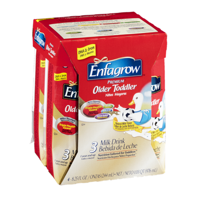 Enfagrow Premium Older Toddler Milk Drink - 3 CT