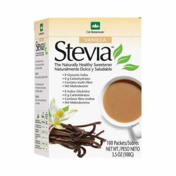 Cid Botanicals Liquid Stevia, Vanilla, 1 Fluid Ounce