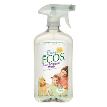 Baby ECOS Fruit & Vegetable Wash - 17oz