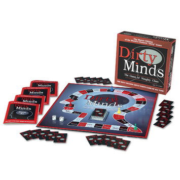 Tdc Games TDC Games 1045 Dirty Minds Deluxe Game