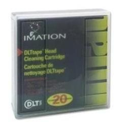 Imation 12919 1pk Dlt Cleaning Supl Cartridge