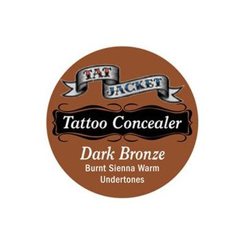 Tatjacket Concealer, Dark Bronze, 0.5 Ounce