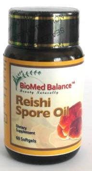 Reishi Spore Oil BioMed Balance 60 Caps