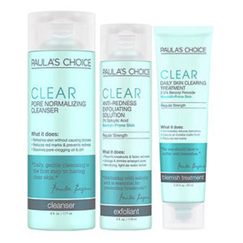 Paula's Choice CLEAR Regular Strength System