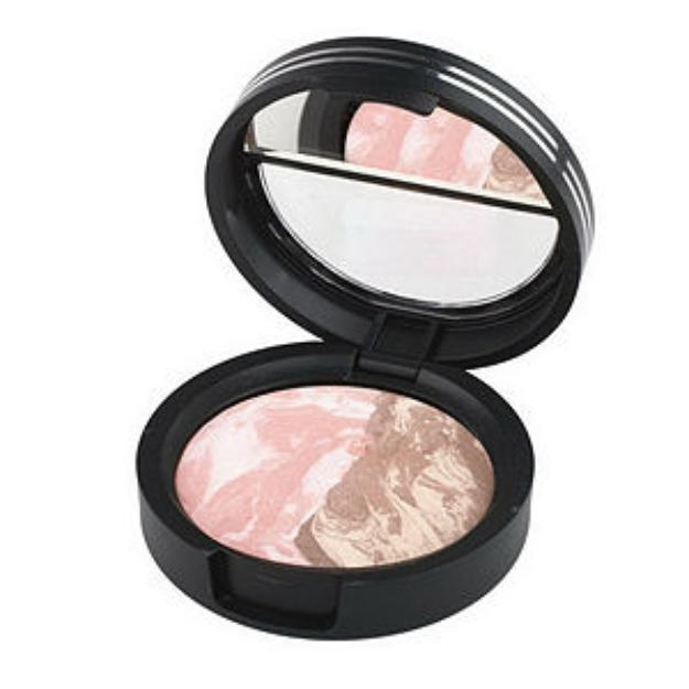 Laura Geller Beauty Sugar Free Marble Matte Baked Eyeshadow Duo