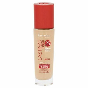 Rimmel London - 25Hour Lasting Finish Foundation - 200 Soft Beige 30ml