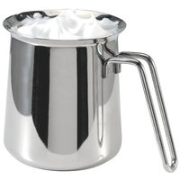 Danesco Stainless Steel Frothing Pitcher-SILVER-One Size
