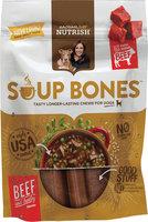 Nutrish Soup Bones™ Minis Real Beef & Barley Flavor