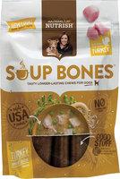 Nutrish Soup Bones™ Real Turkey & Rice Flavor