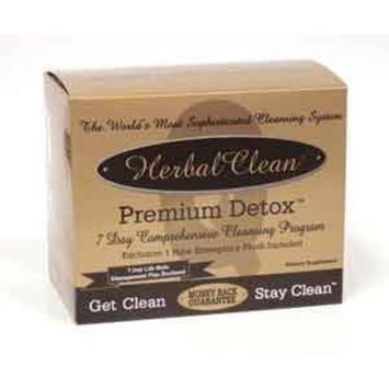 B.N.G. HERBAL CLEAN Herbal Clean Detox Premium Detox 7 day Kit - 1 ct, 2 pack (image may vary)
