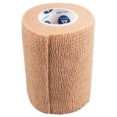 Dynarex Self-Adhesive Bandage (3 in x 5yd) [PK/24]. Model: 3189