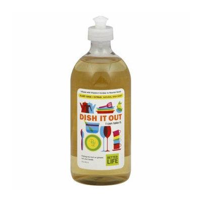 Better Life Dishwashing Soap Sage and Citrus 22 fl oz