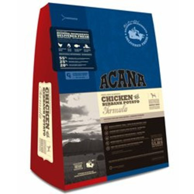 Acana Chicken and Burbank Potato Dog Food 12 oz