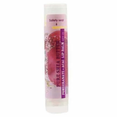 Out Of Africa Lip Balm Pom Shea Butter 0.15 Oz