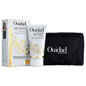 Ouidad Deep Treatment Curl Restoration Therapy Kit, 6 oz
