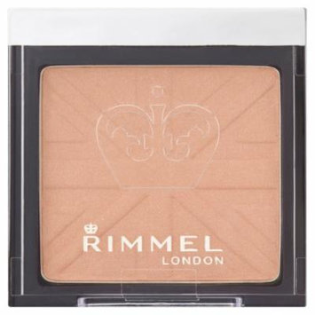 Rimmel London - Lasting Finish Soft Colour Blush - 010 Santa Rose.